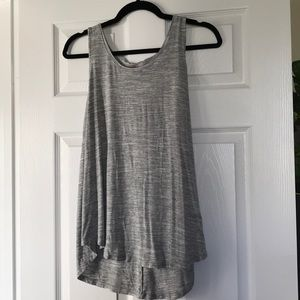 Soft Grey Tank Top
